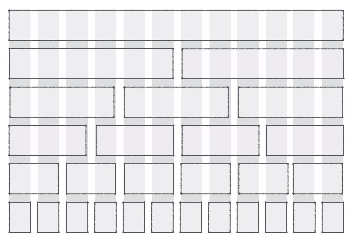 Designing grids | Zell Liew