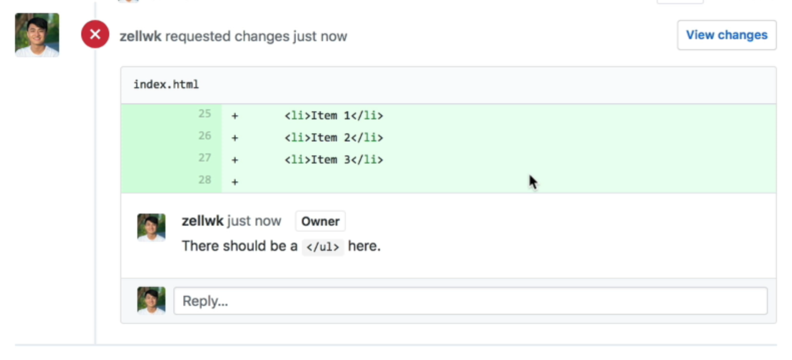 Pull request updated