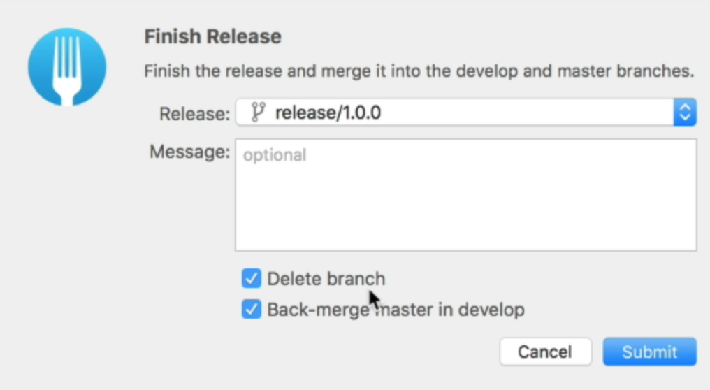 Do you want to delete the branch and back merge it into master?